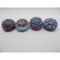Wholesale Glass paperweight,  glass ball,  glass round ball, hand made glass, home decorative glass, art glass, glass color ball from china suppliers
