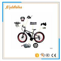 Wholesale 8fun 48v 750w Electric Bike Mid Motor 46Teeth Thumb Throttle from china suppliers
