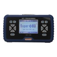 Wholesale SuperOBD SKP-900 Car Key Programer Hand-held For Ford / Land Rover from china suppliers