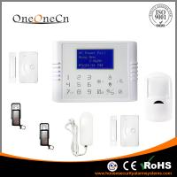 30 Wireless Zones White Gsm And Pstn Dual Module Security