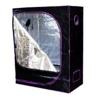 Wholesale Commercial Dual Room Mylar Reflective Grow Tent / Plant Growing Tent from china suppliers