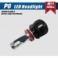 Quality Super bright 36W H11 LED Car Headlight 4000lm 6500K ,EMARK DOT Certification for sale