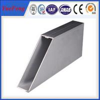 Wholesale Durable aluminum curtain wall profile/curtin wall aluminium profile from china suppliers
