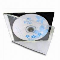 China Blank CD-R with 700MB/52X/80 Min., A Grade on sale