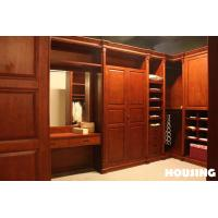 Wholesale MDF Walk-in Wardrobe Storage Cabinet with Low Splitting & Rotting from china suppliers