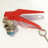 Wholesale cylinder valve for DCP fire extinguisher 6-9kg from china suppliers
