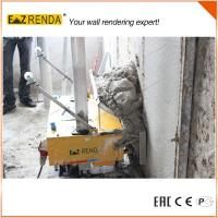 Wholesale 110 KGS Lightweight Plaster Spraying Machine Decorative Rendering Tools from china suppliers