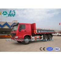 Wholesale Fast Speed Flat Bed Mining Dump Truck 6X4 Fuel Efficient Durable 371HP from china suppliers
