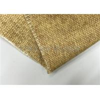 Wholesale Thermal Insulation Vermiculite Coated Fiberglass Fabric High Temperature Resistant from china suppliers