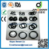 Wholesale NBR O-Ring Kits with SGS RoHS FDA Certificates AS568 Standard (KITS-SEAL-0006) from china suppliers