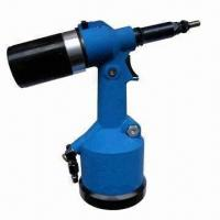 China Air Pneumatic Rivet Nut Tool, Made of Steel on sale