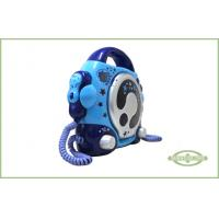 Wholesale Sing a Long CD Player Digital Mini Music Player With Twin Microphones from china suppliers