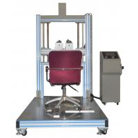 Wholesale Office Chair Back Furniture Testing Machines , Durability Tester AC220V / 3A from china suppliers