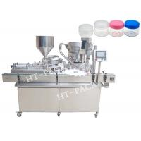 Wholesale USU304 30ml 50BPM Cream Filling Machine Bottle Filling And Capping Machine from china suppliers