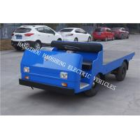 Wholesale Green Energy Flatbed Semi Trailer Lithium Battery For The Material Transport from china suppliers