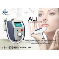 Wholesale Safety Q Switched ND YAG Laser Tattoo Removal Machine With ISO CE Approved from china suppliers