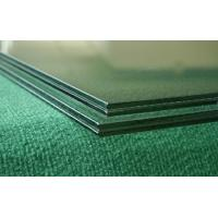 Wholesale 12.76mm PVB film or SGP film bulletproof safety laminated glass in high security place from china suppliers