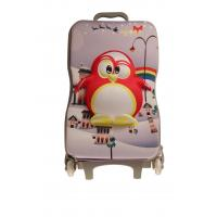 Wholesale Girls Travel Kids Hard Shell Luggage , Rolling Suitcase Luggage from china suppliers