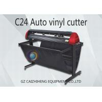 Wholesale Desktop Automatic Vinyl Cutter Printer Machine 24 Inch LED Vinyl Cutting Plotter from china suppliers