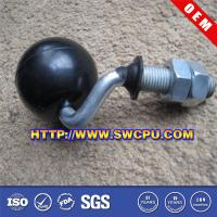 Quality fixed and swivel caster with pu wheel for sale