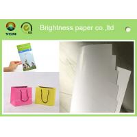 Wholesale 100% Virgin Wood Pulp C2s Art Paper / Chrome Art Paper For Brochure Book from china suppliers