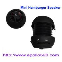 Wholesale Mini Hamburger Speaker from china suppliers