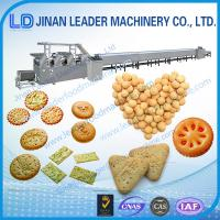 Wholesale Automatic chocolate milk small biscuit cookies making  machine equipment from china suppliers