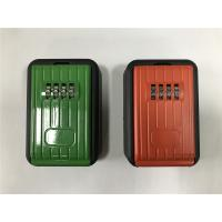 Wholesale Outside Security Digital Key Safe Lock Box / Metal Key Box Code Lock from china suppliers