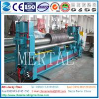 Wholesale Spot! MCL W11STNC on a fully hydraulic large CNC roller Universal plate bending machine from china suppliers