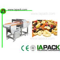 Wholesale Digital Food Grade Metal Detector Machine Touch Screen Control System from china suppliers