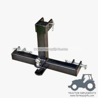 Wholesale HMB - Tractor 3point Hitch Move with 50mm ball for trailers CAT.1 from china suppliers