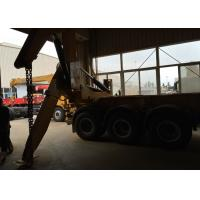 Wholesale 37 T Container Side Loader Crane Truck Mounted Crane With Hydraulic System from china suppliers