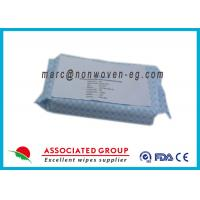 Wholesale Premoistened Adult Bathroom Wet Wipes Alcohol Free All Body Cleaning from china suppliers