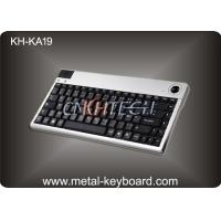 Wholesale Mini Desk Plastic Computer Trackball Keyboard , industrial keyboard and mouse from china suppliers