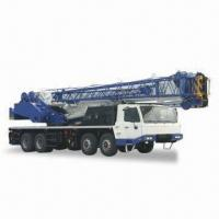 Wholesale Truck Crane, 35,000kg Maximum Total Rated Lifting Capacity from china suppliers