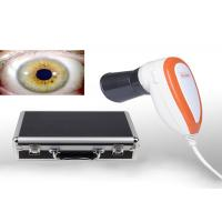 Wholesale 5MP Quantum Health Test Machine USB Iriscope Iris Analyzer Iridology camera with pro Iris Software from china suppliers
