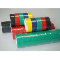 Wholesale Colorful PVC Electrical Tape / Rubber Electrical Tape ISO SGS ROHS Certificate Approved from china suppliers