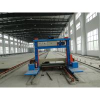 Wholesale Horizontal Long Sheet Foam Cutting Machine For Rigid PU Foam 60m / Min from china suppliers