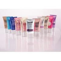Flat Oval Tube, ABL CAL Laminate Cosmetic Tubes For BB Cream