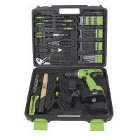 Quality 12v 14.4v 18v Electric Power Drill Set / Cordless Drill Kits with Screwdrivers and Cutting Plier for sale