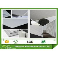 Wholesale 700 x 1000mm Carton Full Grey Paper Board Double Sided Cardboard Mixed Pulp from china suppliers