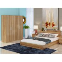 Wholesale Low Price Modern minimalist type 1.2 meters 1.5 meters 1.8 meters double bed containing Japanese tatami bed storage. from china suppliers