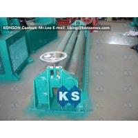 Heavy Duty Gabion Mesh Machine 4300mm For Making Hexagonal Wire Netting