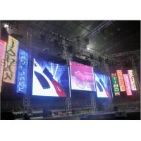Wholesale Super Slim Stage LED Advertising Screen Display P3.91 Indoor HD LED Video Wall Programmable Digital Billboards for Sale from china suppliers