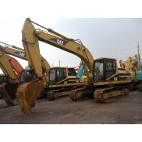 Wholesale used Caterpillar 320B excavator year 2003 used 19581 hours 20 Ton excavator from china suppliers