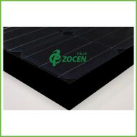Wholesale 245W Aluminum Frame Black Solar PV Panels Mono Crystal Silicon Solar Panels from china suppliers