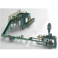 Wholesale High Level Automatic Palletizer Machine For Stacking FMCG / Food Beverage On Pallets from china suppliers