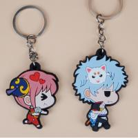 Quality high quality cheap price custom logo soft pvc personalized car keychains,rubber key chain,key ring for sale