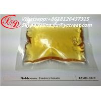 Wholesale Boldenone Undecylenate CAS 13103-34-9 steroid hormone for body building from china suppliers