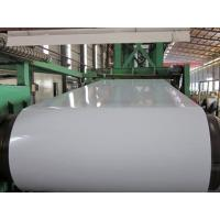 Wholesale G550 High - Strength Color Coated Steel Coil For Construction Roof , PPGL Coil from china suppliers